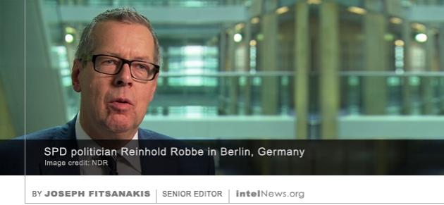 Reinhold Robbe