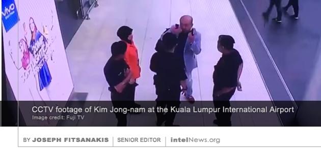 Kim Jong-nam murder