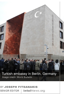 Turkish embassy in Germany