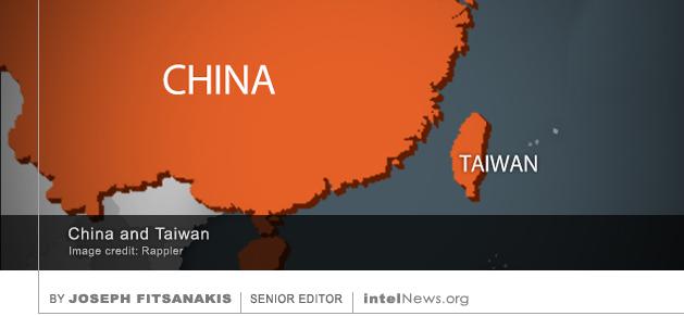 China and Taiwan
