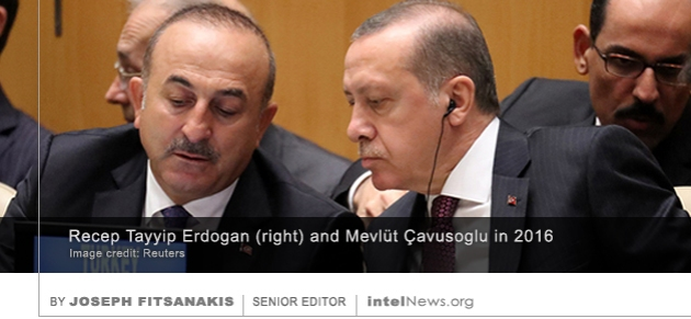 Erdogan and Cavusoglu