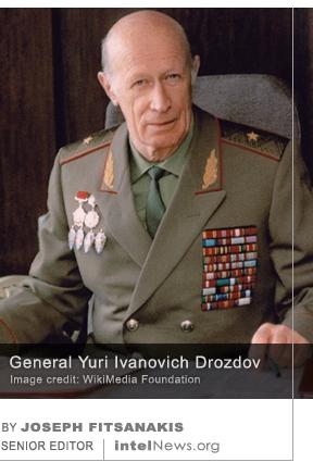 Yuri Drozdov