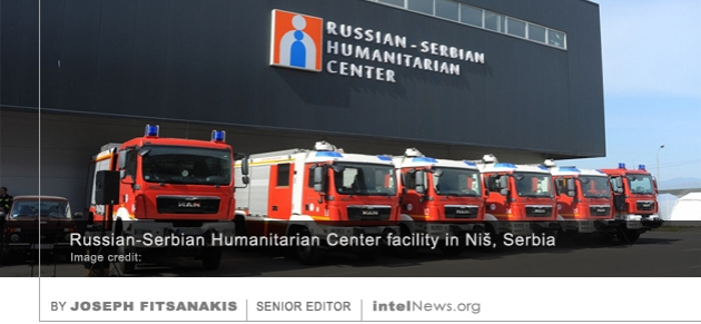 Russian-Serbian Humanitarian Center