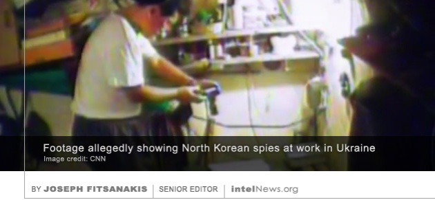 North Korean Spies