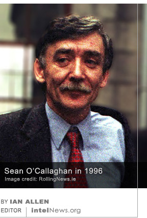 Sean O'Callaghan