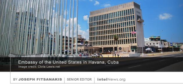 US embassy in Cuba