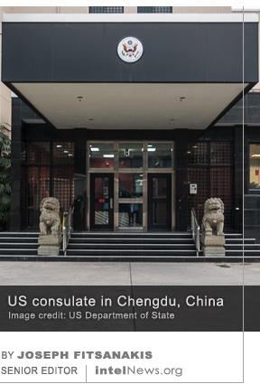 US Consulate Chengdu