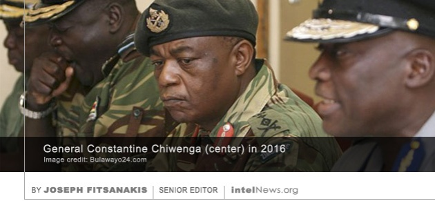General Constantine Chiwenga