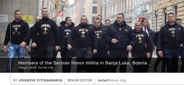 Serbian Honor militia