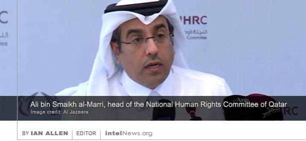 Ali bin Smaikh al-Marri