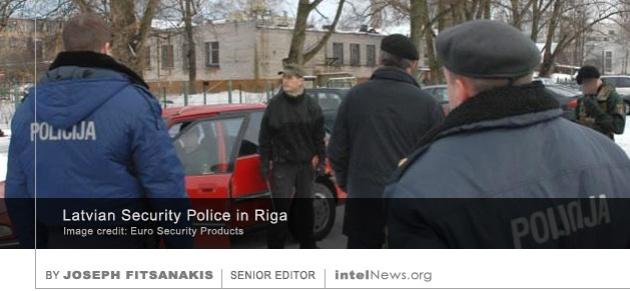 Latvian Security Police