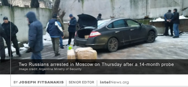 FSB drug arrests