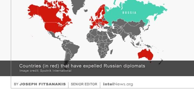 Diplomatic Expulsions