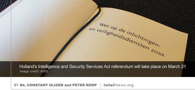 Wet op de Inlichtingen- en Veiligheidsdiensten