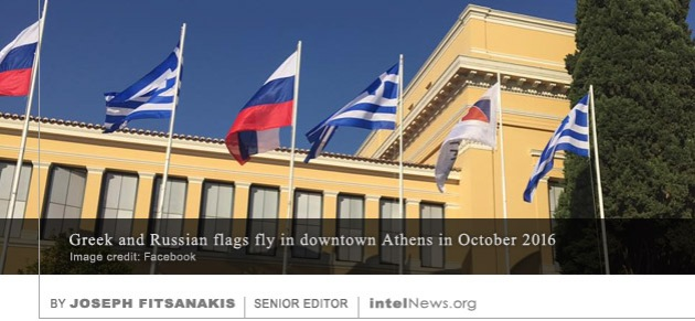 Greece Russia