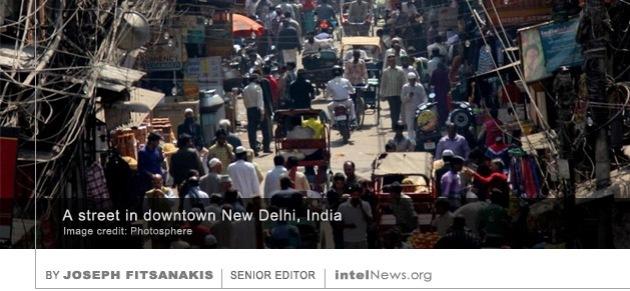 New Dehli India