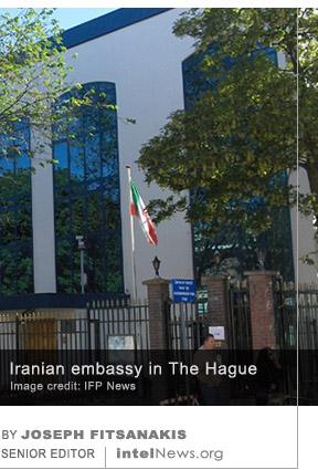 Iran embassy Hague