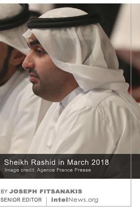 Sheikh Rashid bin Hamad al-Sharqi