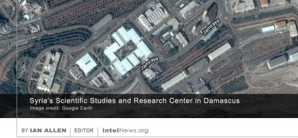Syrian Scientific Studies and Research Center