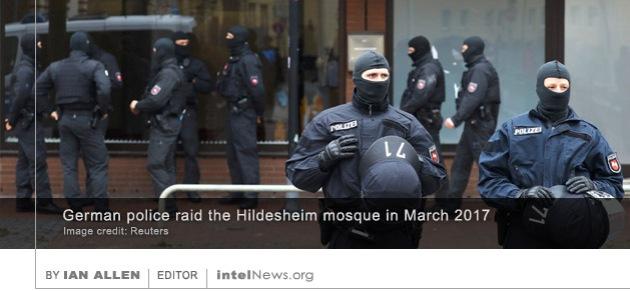 Hildesheim mosque