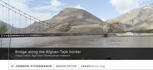 Afghanistan Tajikistan