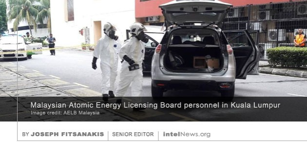 Malaysia's Atomic Energy Licensing Board