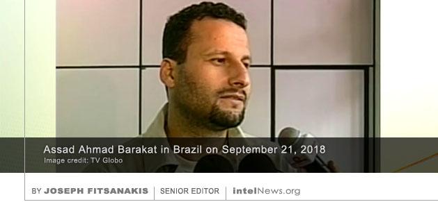 Assad Ahmad Barakat