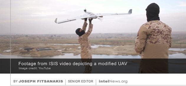 ISIS UAV drone