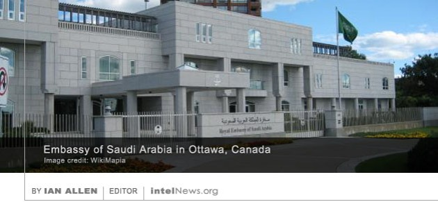 Embassy of Saudi Arabia in Canada