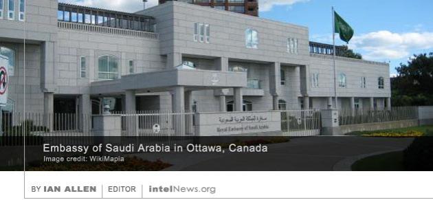 Embassy of Saudi Arabia in Canada