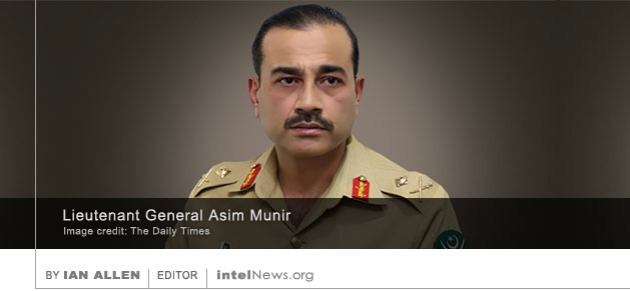 Lieutenant General Asim Munir