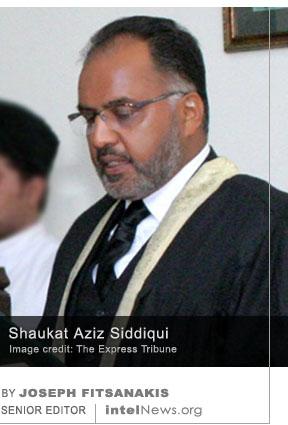 Shaukat Aziz Siddiqui