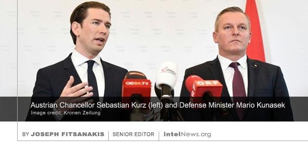Sebastian Kurz Mario Kunasek