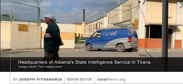 Albanian State Intelligence Service