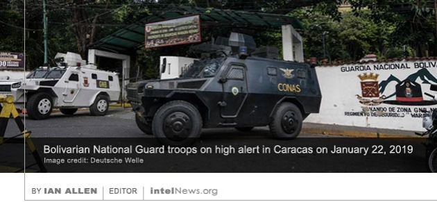 Bolivarian National Guard