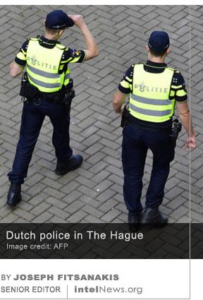 Dutch Police Hague