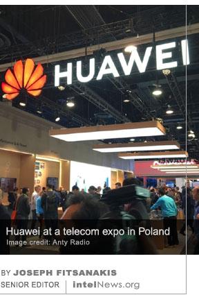 Huawei Poland