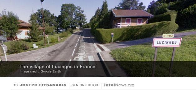 Lucinges France