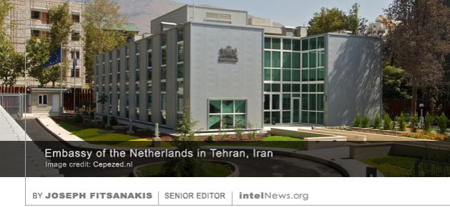 Holland embassy Iran