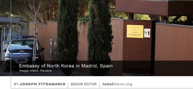 North Korea Spain