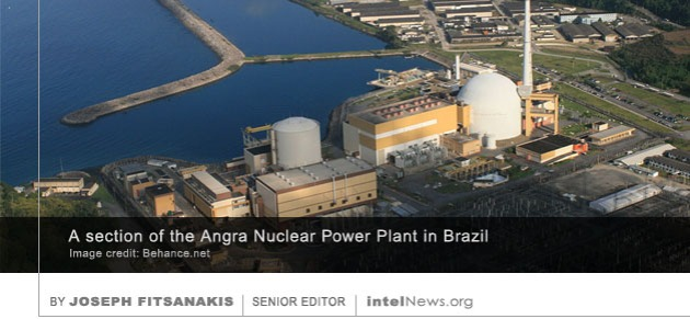 Angra Nuclear Power Plant