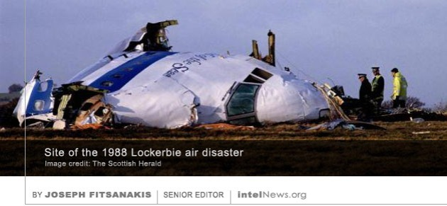 Lockerbie air disaster