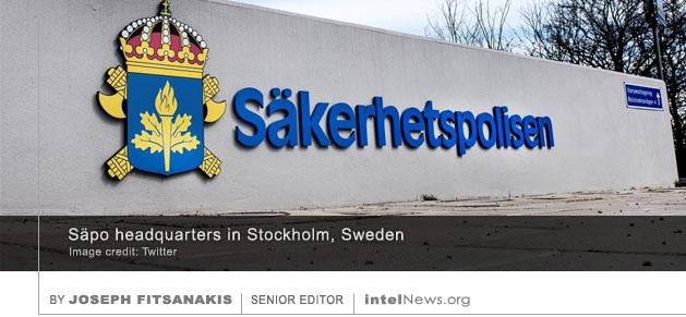 Säpo sweden
