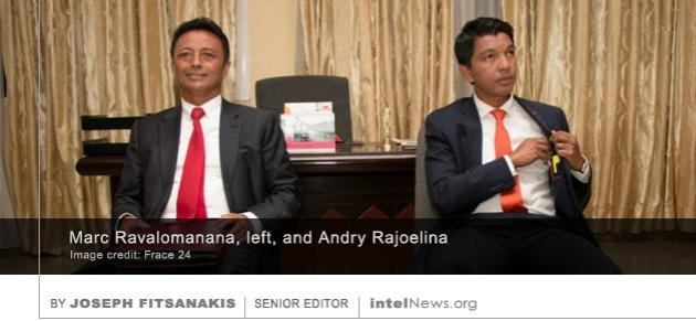 Marc Ravalomanana Andry Rajoelina
