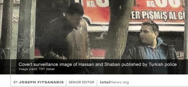 Zaki Mubarak Hassan and Samer Shaban