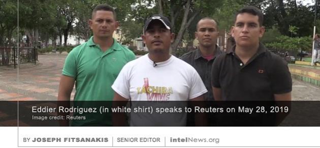 Venezuelan defectors