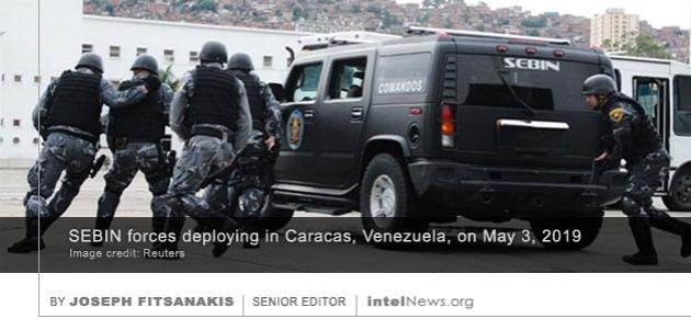 SEBIN Venezuela
