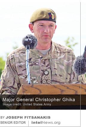 Christopher Ghika