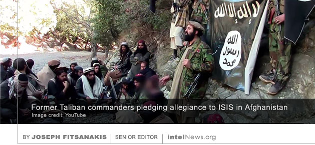 ISIS Islamic State Afghanistan
