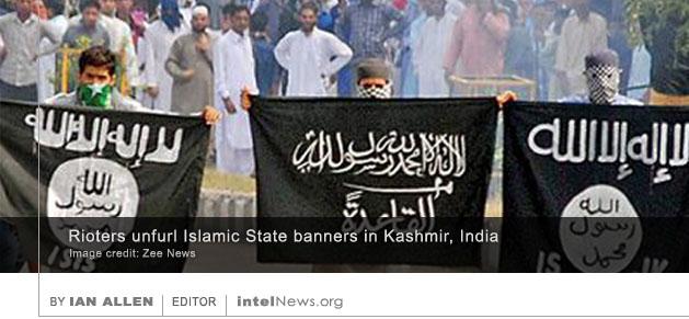 Islamic State India Kashmir